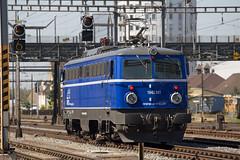 WRS 1042 041 Pratteln (daveymills31294) Tags: wrs 1042 041 pratteln widmer rail services baureihe ae bb