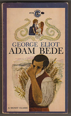 Adam Bede (eyeriiss) Tags: adambede georgeeliot jameshill signet vintage paperback