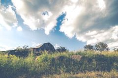 this is how the day goes (adamthecholo) Tags: barn nikon tokina d5300 matte apsc dx tokina1116mm