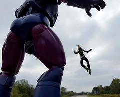 Hey sugar (aka_patch) Tags: uncannyxmen rogue mutant sentinel 80s marvelcomics