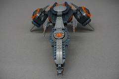 DSC06819 (starstreak007) Tags: megabloks halo phaeton gunship
