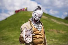 Knot Fest ( Costume & MU by: Producciones Garra) (Bravo Fotografia) Tags: clown payasos clowns payaso scary miedo costume disgraz halloween disfraz