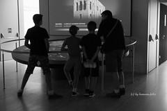 Contraluz en el Museo... (lameato feliz) Tags: museo contraluz