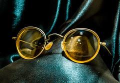 John Lennon's Glasses (Moondoor Queen Photography) Tags: thebeatles thebeatlesstory johnlennon lennon liverpool
