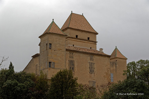 34 Lieuran-lès-Béziers - Ribaute Château