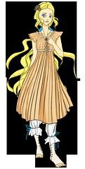Victoria Evans Complete (Sol's House of Flapjacks) Tags: anime color art lady female digital drawing manga crew pirate da sa deviantart seiko request barricade victoriaevans solshouseofflapjacks