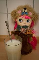 74/365 Hot milk!?