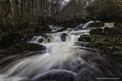 Force Falls (InShot Images) Tags: canon river waterfall lakedistrict cumbria landscapephotography longexposurephotography forcefalls stephenennisphotography