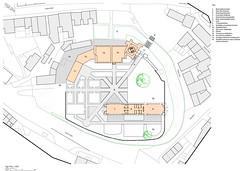 Site Plan 1-500