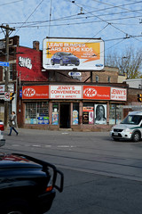 DSC_0942 v2 (collations) Tags: toronto ontario architecture documentary vernacular kitkat streetscapes builtenvironment cornerstores conveniencestores urbanfabric varietystores