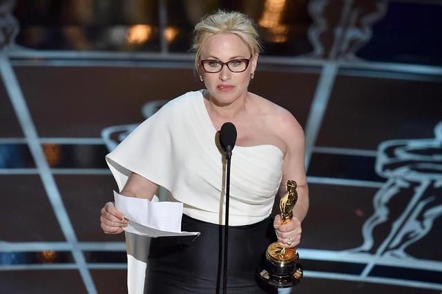 Patricia Arquette venceu na categoria Melhor Atriz Coadjuvante pela atuação em Boyhood
