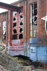 Untitled (blondinrikard) Tags: windows broken göteborg decay lindholmen hisingen