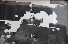Vlieland - Cavalerie Schiet Kamp - 1978 (Dirk Bruin) Tags: vlieland jeep leopard 1970 range tanks kamp centurion gunnery csk cavalerie schiet nekaf westbatterij