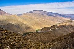ROUTE DU TIZ-N-TICHKA (Vins 64) Tags: mountain montagne route morocco maroc atlas marocco tizntichka