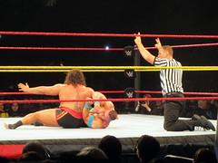 WWE at MSG (Road To Wrestlemania), 02/27/15: John Cena v. Rusev for the United States Title (IMG_4522a) (Gary Dunaier) Tags: wrestling squaredcircle wwe wwf rasslin worldwrestlingentertainment worldwrestlingfederation sportsentertainment grappin