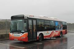 Bus Eireann SL22 (09C252). (Fred Dean Jnr) Tags: cork scania midleton buseireann omnilink sl22 k230 09c252 midletonstationcork march2015