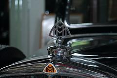 Maybach (Abgeda) Tags: classic car museum canon eos efs hoodornament maybach khlerfigur 18135mm