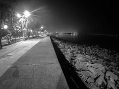 A night walk (amsanpedro) Tags: longexposure nightphotography philippines streetphotography manila ermita manfrotto roxasblvd 2015 metromanila gopro hero4 anthonysanpedro amsanpedro amsanpedroyahoocom anthonymsanpedro january2015 goprohero4