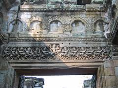 Dancing Asparas at Angkor Wat