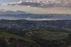 Vista sui Calanchi - Atri(TE) (pierowx) Tags: panorama 35mm landscape landscapes nikon italia abruzzo d300 panorami teramo atri calanchi bellabruzzo