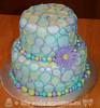 Circles Birthday Cake