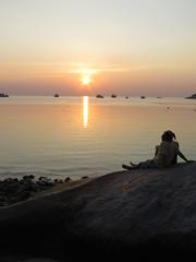 """Encore un beau coucher de soleil <a style=""""margin-left:10px; font-size:0.8em;"""" href=""""http://www.flickr.com/photos/83080376@N03/16234301321/"""" target=""""_blank"""">@flickr</a>"""
