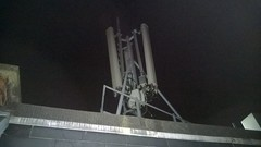 UFO landing...? (MvanWunnik) Tags: roof brussels bruxelles eerie ufo landing brussel antenna area51 belgacom proximus uccle ukkel arsima mvanwunnik arsimaprojects