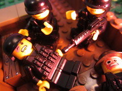 In the sunsets of death (cebtrek) Tags: lego brickarms citizenbrick