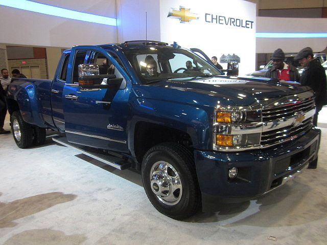 washingtondc chevy silverado carshow washingtonconventioncenter highcountry 3500 2015 duallie washingtonautoshow dualie walterewashingtonconventioncenter