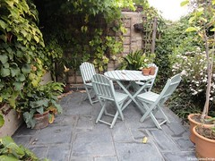 Welsh slate patio (Plews Garden Design) Tags: flickr patio website slate portfolio client gardenfurniture conservationarea casestudy penge welshslate plewsgd plewsgardendesign englishgardenapp englishgardenmag