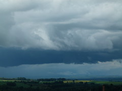 (IgorCamacho) Tags: summer brazil sky storm nature paran field rain brasil natureza chuva cu southern cielo tormenta campo vero agriculture sul temporal tempestade agricultura