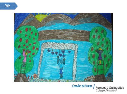Concurso Alimentar al mundo, cuidar al planeta: Dibujando la Agricultura Familiar