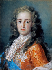 Louis XV (quinze) of France as Dauphin (petrus.agricola) Tags: portrait art museum project dresden google pastel gap galerie rosalba alte meister rokoko carriera