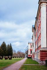 Red House And Green Grass (rATRIJS) Tags: sony latvia latvija jelgava a7s fe1855
