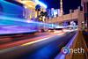Las Vegas Strip at Night (Cathy Neth) Tags: city longexposure night cityscape nightlights lasvegas streetphotography citylights cityatnight lasvegasskyline project365 lasvegaslights longexposurephotography cityphotography 365project 365photoproject flowermoundphotographer cathyneth cnethphotography flowermoundphotography 2015inphotos