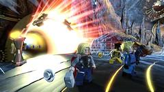 Lego Marvel Superheroes Colossus vs Juggernaut Lego Marvel Superheroes 4k