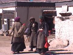 Tibetan Town Life