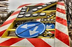 Informatiewagen (Gerard Stolk (retour de l'Occitane)) Tags: utrecht rws westraven beheerenonderhoud informatiewagen kerntaak rjkswaterstaat