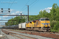 Third Time's The Charm!!! (Darryl Rule's Photography) Tags: buckscounty cptl csx csxt diesel diesels dobryrd edgewoodrd ethanol freight freighttrain ga july k610 local mixedfreight oxfordvalley pa pennsylvania q410 q41010 qa296 regionalrail septa silverliner silverlineriv summer sun tankcar tankcars townshiplinerd train trains trentonsub up unionpacific weastbound westbound yn3 yardley
