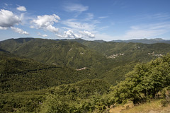 Limentra Valley (marco.pulidori) Tags: panorama river landscape fiume valle landmark tuscany toscana