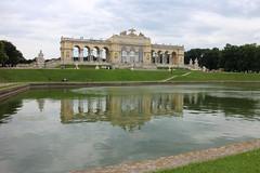 Gloriette, Schnbrunn Palace, Vienna, Austria (Bencito the Traveller) Tags: vienna austria gloriette schnbrunnpalace