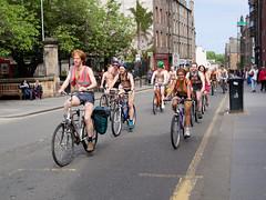 World Naked Bike Ride 2016-243 (KirkmouseMedia) Tags: bicycle edinburgh wnbr cycling