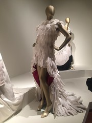 """Ave elegante"" (c) Yolanda Morales #moda @FomentoCulturAC #artesanias #fotografa #indumentaria #MuseodeIturbide (YOLANDA MORALES) Tags: artesanias moda fotografa indumentaria museodeiturbide"