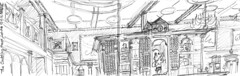 London, the Counting House (Croctoo) Tags: croctoo croctoofr croquis crayon london pub