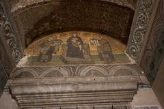 Hagia Sophia Mosaic (andrew__pike) Tags: turkey istanbul mosque sophia hagia ayasofya