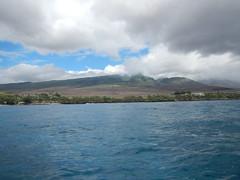 Looking towards land (kahunapulej) Tags: ocean park usa beach hawaii pacific maui lahaina hanakaoo