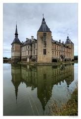 Chteau de Sully (JG Photographies) Tags: europe french france bourgogne saoneetloire sully macmahon hdr jgphotographies canon7dmarkii hdrenfrancais