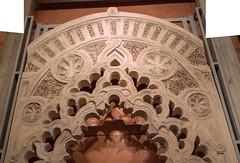 Hidden archway pano (petyr.rahl) Tags: spain zaragoza aljafera aragn es