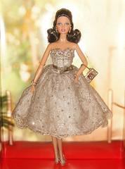 2005 Platinum Judith Leiber Barbie (Updated) (2) (Paul BarbieTemptation) Tags: 2005 designer collection judith leiber barbie platinum label robert best lara
