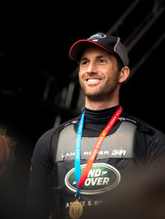 Ben Ainslie Recieving His Medal (Owen Davies Landscape Photography) Tags: americas cup portsmouth dutchess cambridge kate middleton prince william ben ainslie sailing southsea duke of royal family